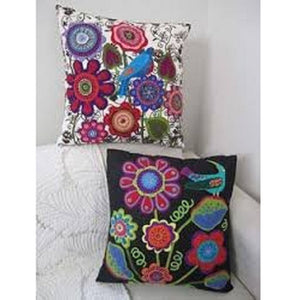 Tropical Fever Cushions