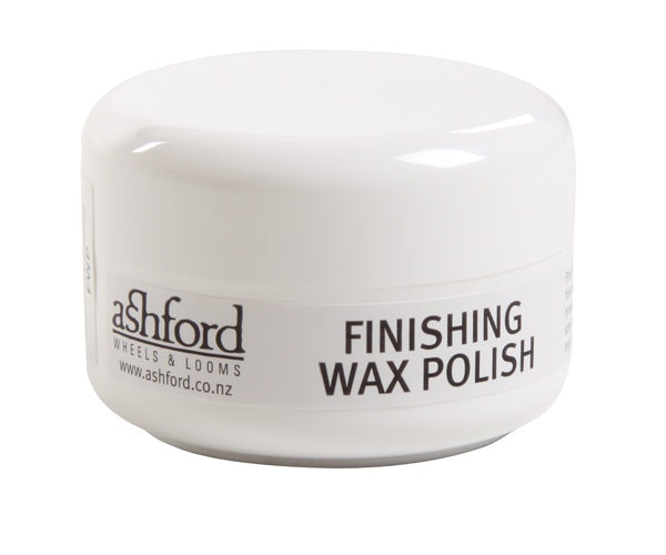 Ashford Finishing Wax Polish - 75gm
