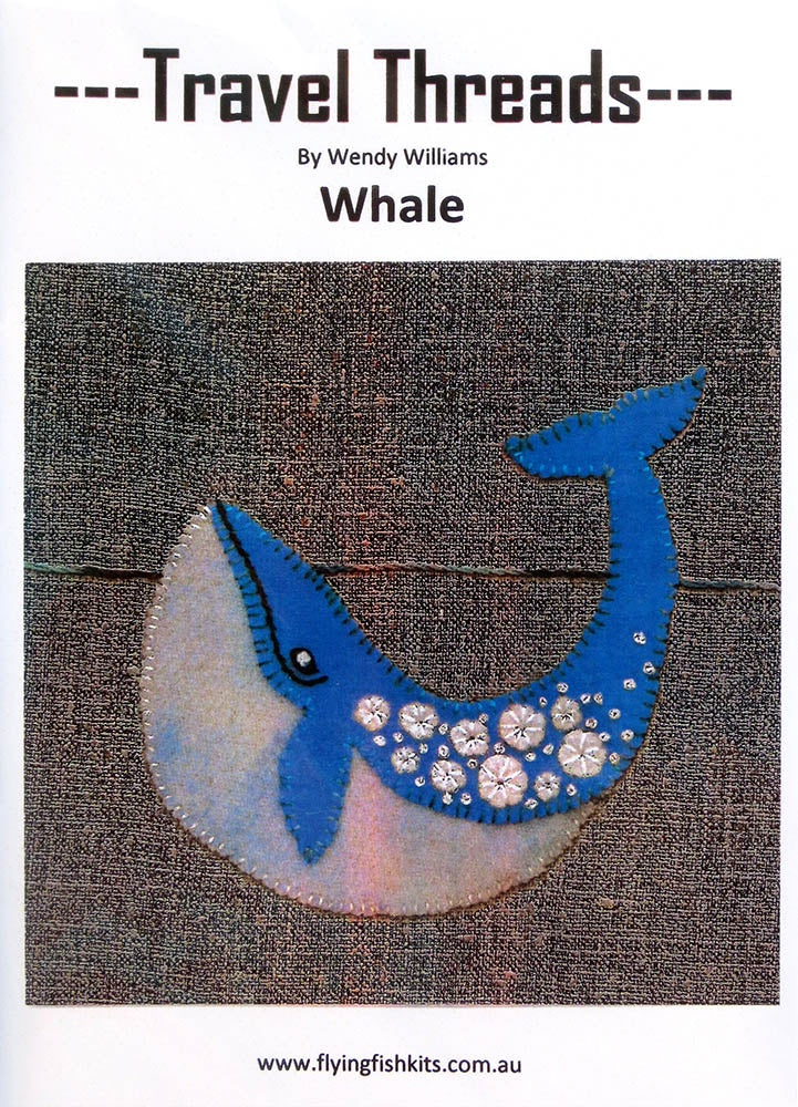Travel Threads Whale