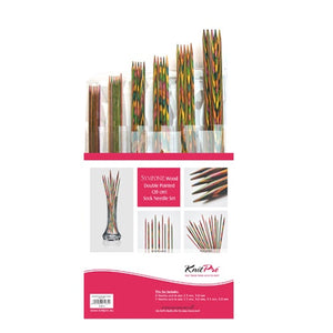 Symfonie Double Point Needle Sets - 20cm