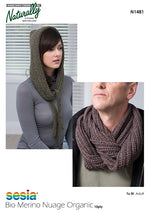 Load image into Gallery viewer, Knitting Pattern - Bio Merino Nuage Organic