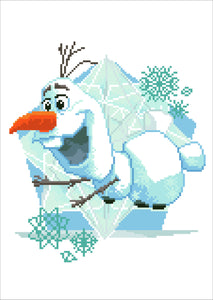 Diamond Dotz - Frozen 2 - Olaf Crystalised