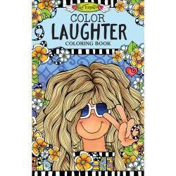 Color Laughter - Colouring Book