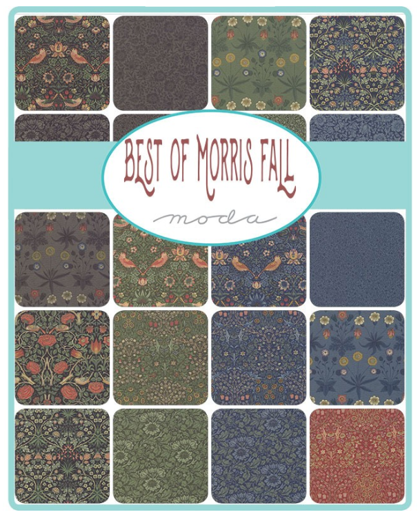 Best of Morris - Charm pack
