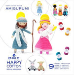 Load image into Gallery viewer, DMC Happy Cotton Amigurumi Books