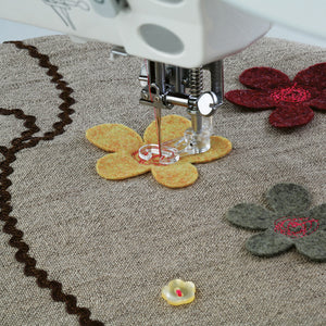 Darning & Free Motion Quilting (FMQ)