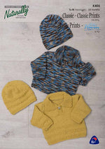 Load image into Gallery viewer, Knitting Pattern - Classic & Baby Haven 4Ply & 8Ply