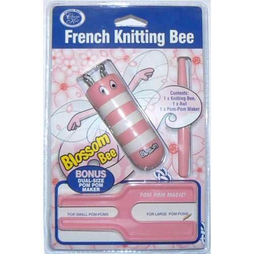French Knitting Bee