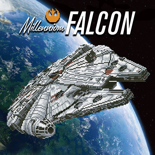 Diamond Dotz - Star Wars - Millennium Falcon