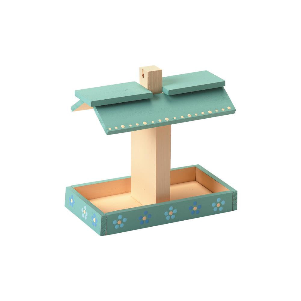 Wood Model Kit - Bird Feeder