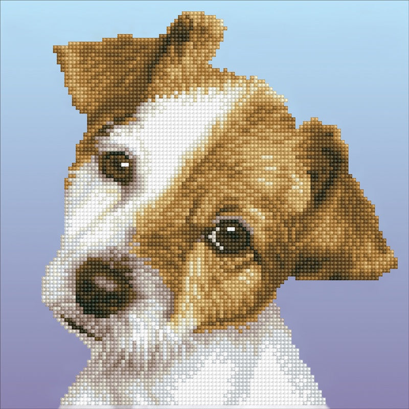 Diamond Art - Puppy
