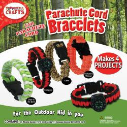 Survival Paracord Bracelets Craft Kit