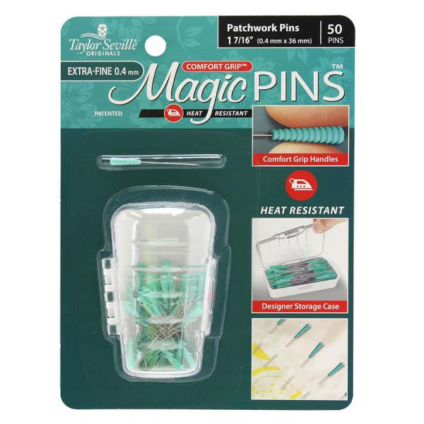 Magic Pins - Patchwork