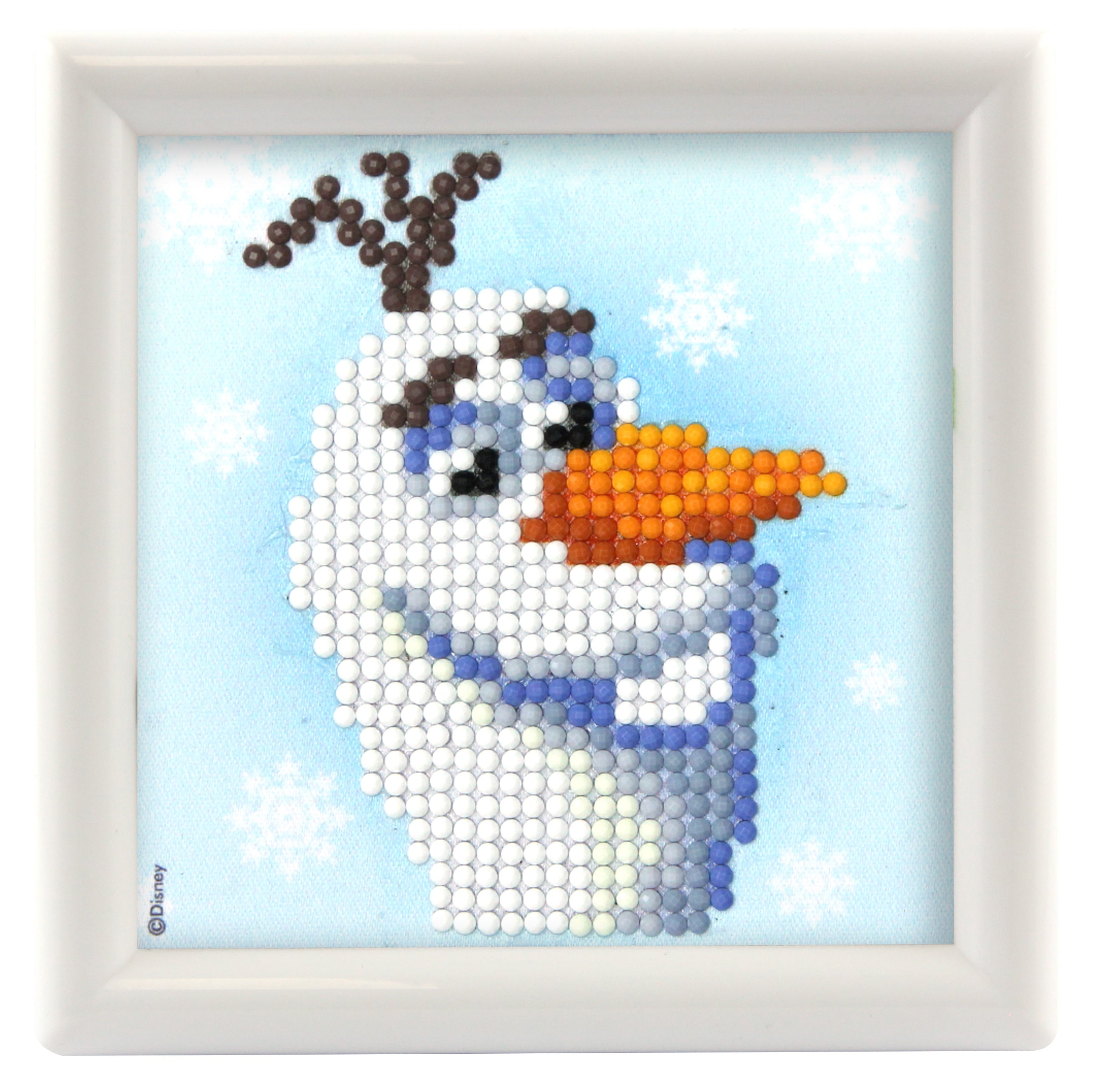 Diamond Dotz - Frozen 2 - Olaf Mini