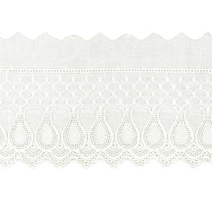 Cambric Lace 125mm