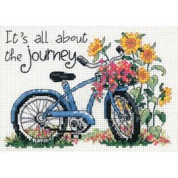 Counted Cross Stitch - The Journey