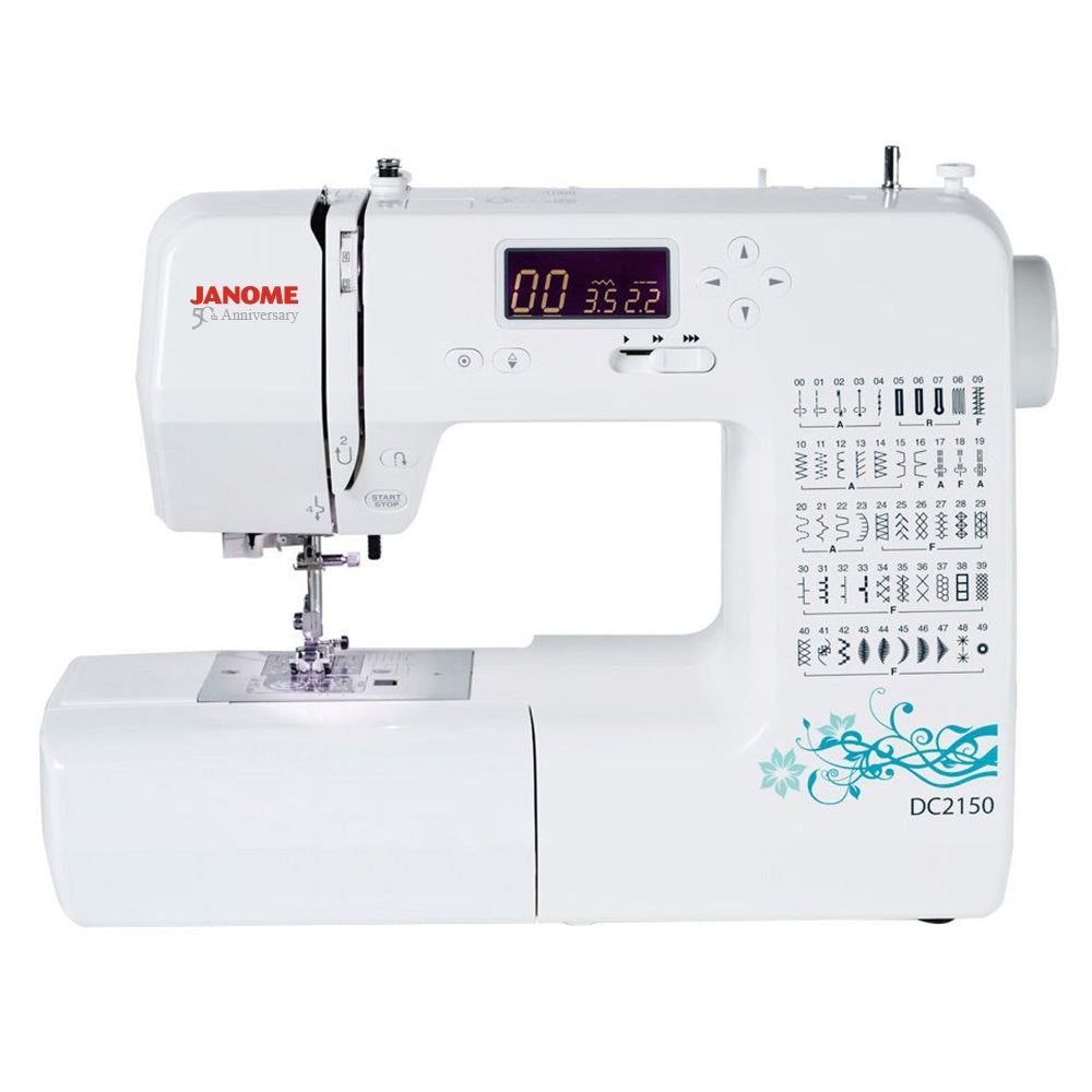 Janome DC 2150 (7mm)