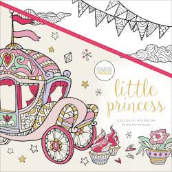 Little Princess - Kaiser Coloring Book