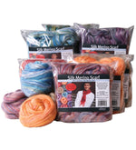 Load image into Gallery viewer, Silk Merino Scarf Kit