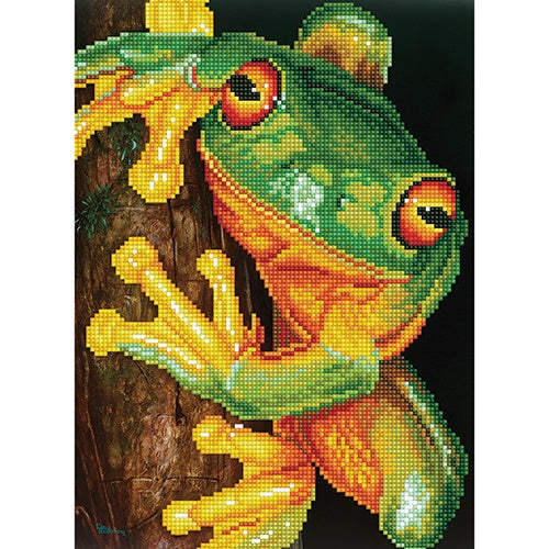Diamond Dotz - Green Tree Frog