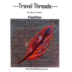 Travel Threads Feather