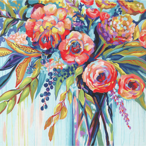 Paint by Numbers - Floral Celebration