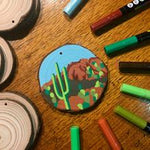 Load image into Gallery viewer, Earth Colour Paint Pens - Fine Tip (1.5mm)