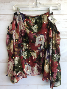 Express Long Sleeve Top Size Small