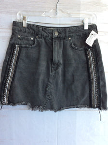 Free People Womens Short Skirt Size 5/6-image.jpg
