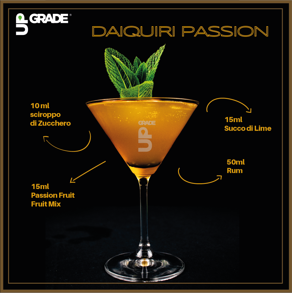 Daiquiri Passion Fruit