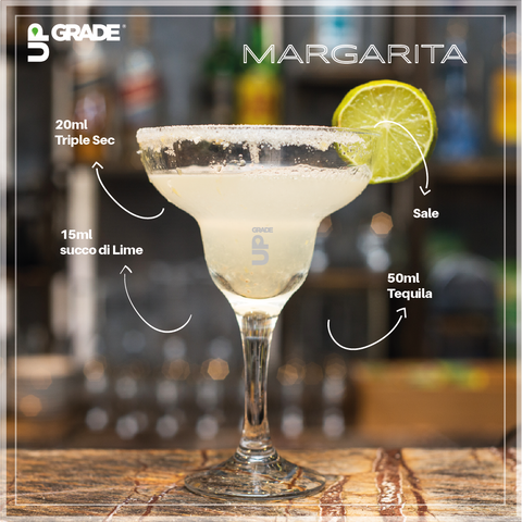 Margarita ricetta cocktail
