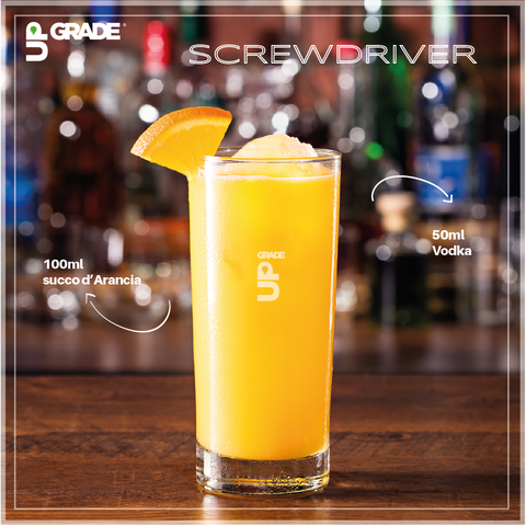 screwdriver cocktail succo d'arancia e vodka