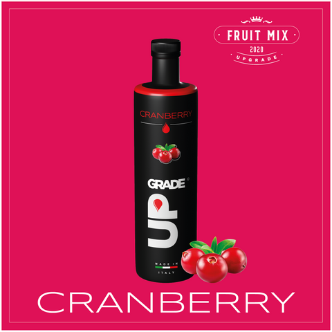 UPGRADE Fruit Mix - Cranberry / Mirtillo rosso