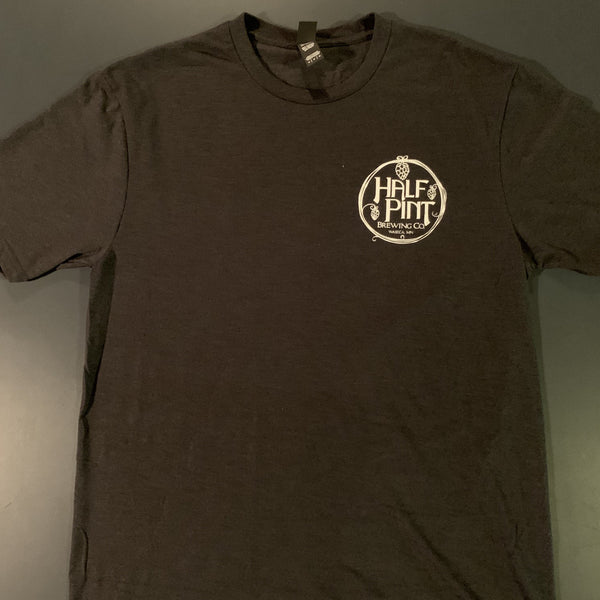 Half Pint Short Sleeve T-Shirt Black