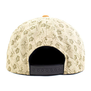 No Bad Ideas Hat w/ Stash Pocket - Snapback Reo (Olive)