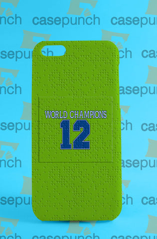 Mz1-12th Man Seattle Seahawks For Iphone 6 6 Plus 5 5s Galaxy S5 S5 Mini S4 & Other Smartphone Hard Back Case Cover
