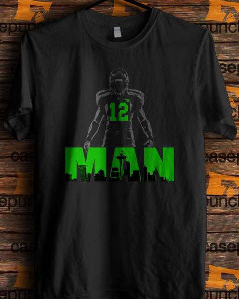 Sr1-12th Man Seattle Seahawks (longsleeve Crop Top Tank Top & Hoodie Available)