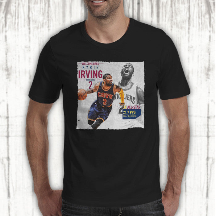 3X All Star 2107 PPG Last Season Kyrie Irving T-shirt (longsleeve Crop Top Tank Top & Hoodie Available)