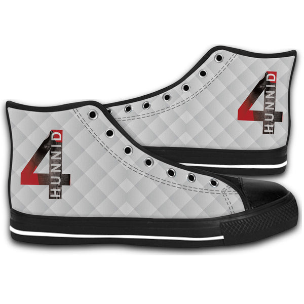 4 Hunnid Degreez The official Canvas Style Shoes Fashion Sneakers