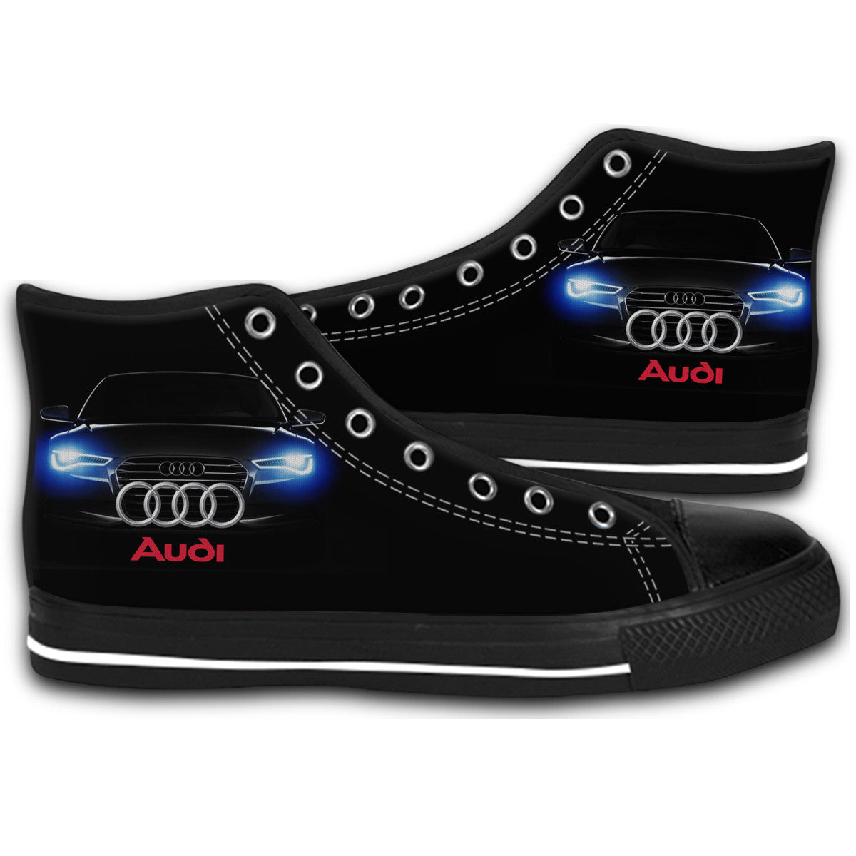 Shoes Sneakers A3 R8 Series Style Fashion EYDH9W2I A Audi Canvas kPuZXi