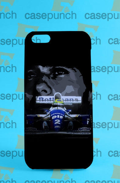 Mz1-ayrton Senna Lotus For Iphone 6 6 Plus 5 5s Galaxy S5 S5 Mini S4 & Other Smartphone Hard Back Case Cover