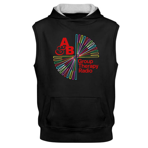 Above and Beyond Group Therapy Radio Rock Band 1 Side New Sleeves Hoodie Tee Shirt