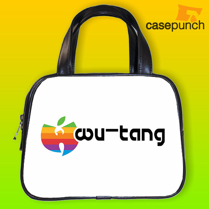 An1-apple Style Wu Tang Logo Handbag Purse Woman Bag Classic