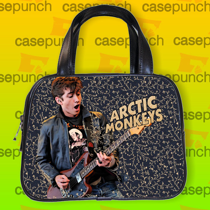 An10-arctic Monkeys Alex Turner Logo Handbag Purse Woman Bag Classic