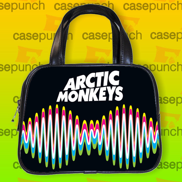 An1-arctic Monkeys Alex Turner Logo Handbag Purse Woman Bag Classic
