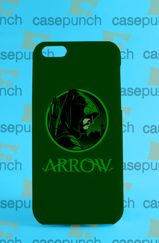 Mz1-arrow Tv Series For Iphone 6 6 Plus 5 5s Galaxy S5 S5 Mini S4 & Other Smartphone Hard Back Case Cover