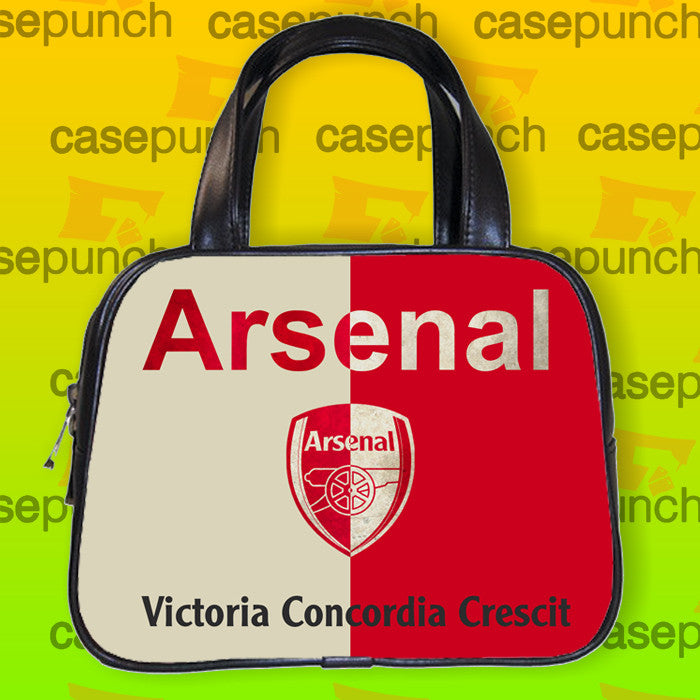An1-arsenal Motto Football Emirates Handbag Purse Woman Bag Classic