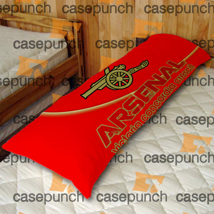 An2-arsenal Motto Football Emirates Body Pillow Case