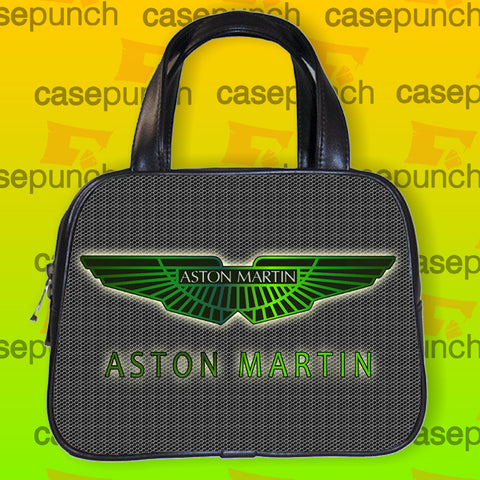 An1-aston Martin Logo Handbag Purse Woman Bag Classic