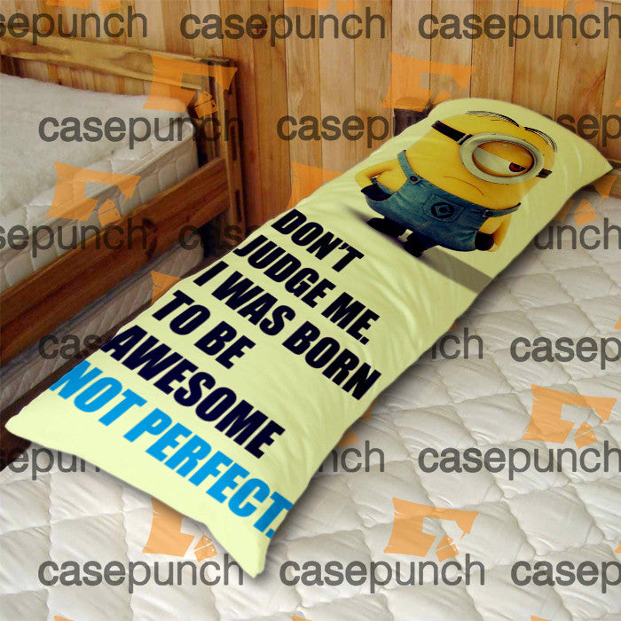 An1 Awesome Perfect Minion Despicable Me Body Pillow Case Casepunch